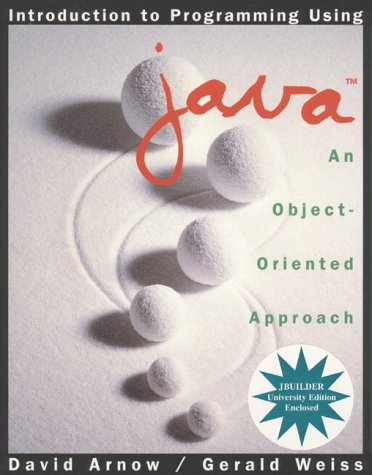 9780201471823: Introduction to Programming Using Java: An Object-Oriented Approach