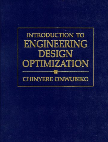 9780201476736: Introduction to Engineering Design Optimization