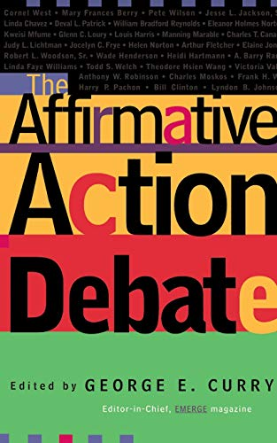 9780201479638: The Affirmative Action Debate