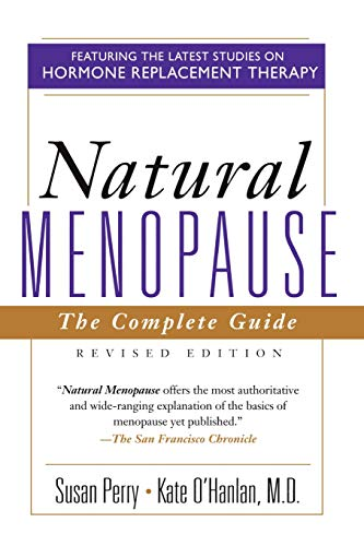 9780201479874: Natural Menopause: The Complete Guide, Revised Edition