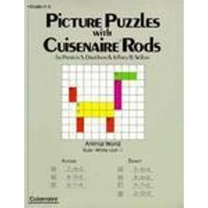 9780201480085: Picture Puzzles with Cuisenaire Rods