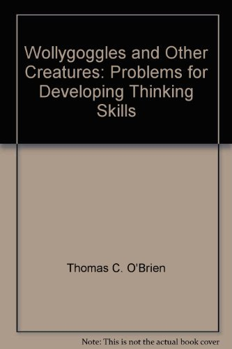 9780201480184: Wollygoggles and Other Creatures: Problems for Developing Thinking Skills