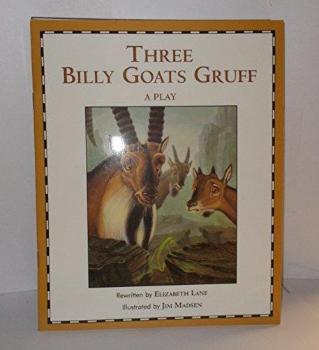 9780201480351: Three Billy Goats Gruff (A Play)