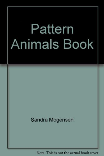 9780201480375: Pattern Animals Book