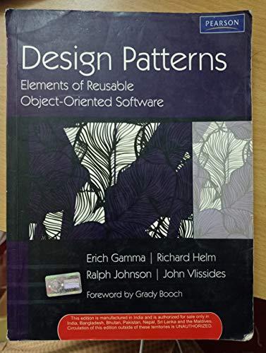 9780201485370: Design Patterns