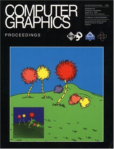 9780201485608: SIGGRAPH 1999 Conference Proceedings: Computer Graphics Annual Conference Series (ACM Press)