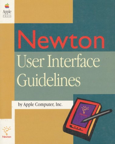 9780201488388: Newton User Interface Guidelines