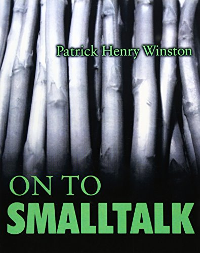 On to Smalltalk (0201498278) by Winston, Patrick Henry