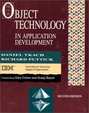 9780201498332: Object Technology in Application Development (2nd Edition)