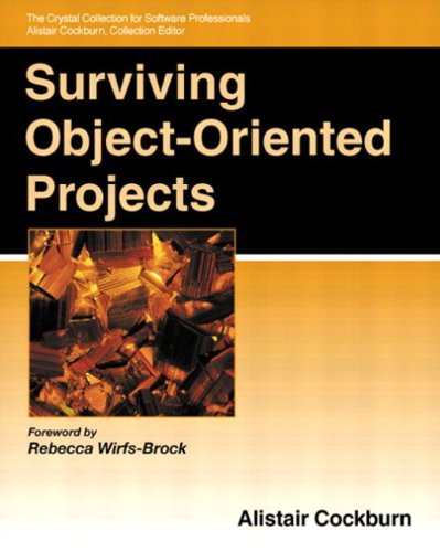 9780201498349: Surviving Object-Oriented Projects