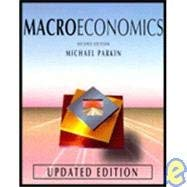 9780201500332: Macroeconomics 2e Updated /Parkin