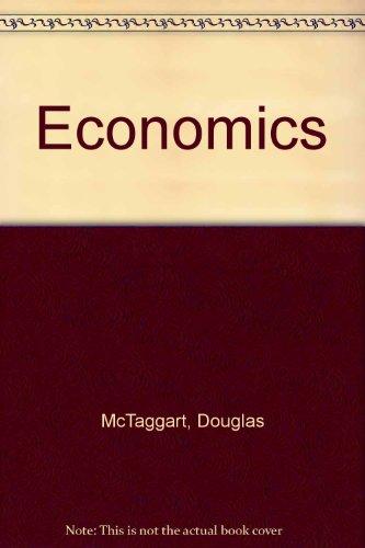Economics: Douglas McTaggart; Christopher