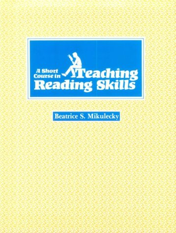 9780201500790: A Short Course in Teaching Reading Skills