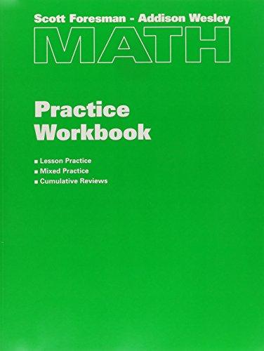 9780201501308: Scott Foresman Math Practice Workbook, Grade 2