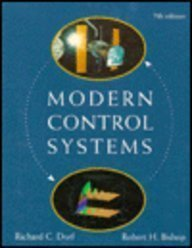 9780201501742: Modern Control Systems (Addison-Wesley series in electrical and computer engineering)