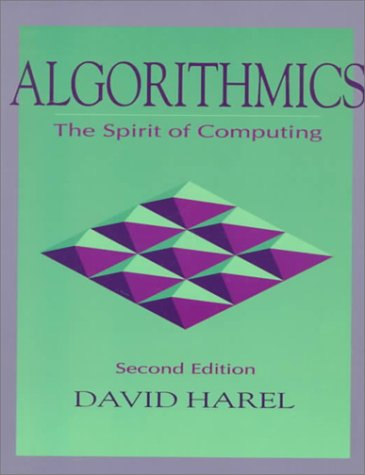 9780201504019: Algorithmics: The Spirit of Computing (2nd Edition)