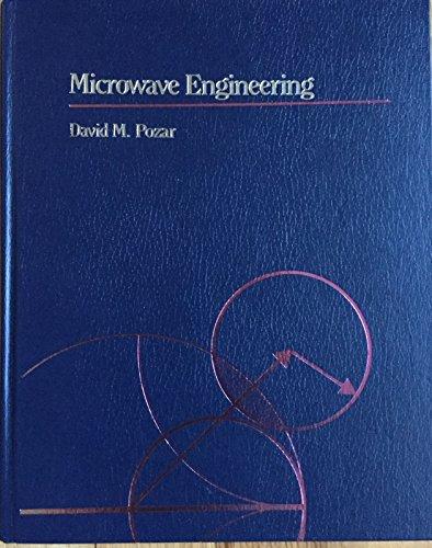 Microwave Engineering: Pozar, David M