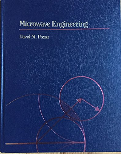 9780201504187: Microwave Engineering (Addison-Wesley Series in Electrical and Computer Engineering)