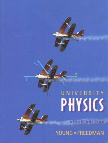 University Physics (Addison-Wesley Series in Physics) (9780201505832) by Hugh D. Young; Roger A. Freedman