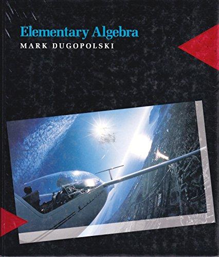 9780201508390: Elementary Algebra
