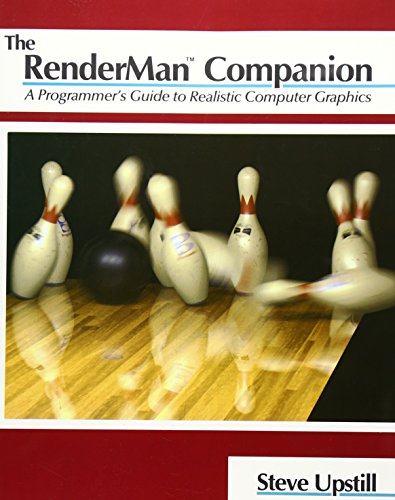 9780201508680: The RenderMan Companion: A Programmer's Guide to Realistic Computer Graphics