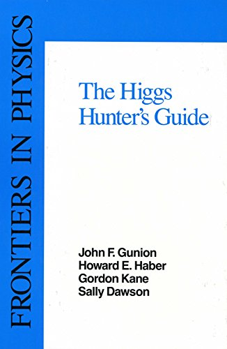 9780201509359: The Higgs Hunter's Guide