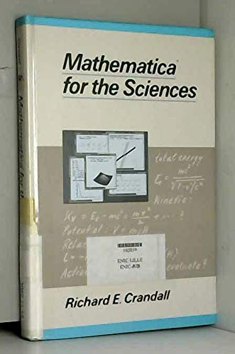 9780201510010: Mathematica for the Sciences