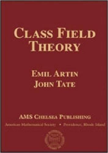 9780201510119: Class Field Theory