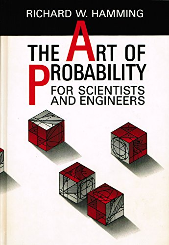 9780201510584: The Art of Probability: For Scientists and Engineers