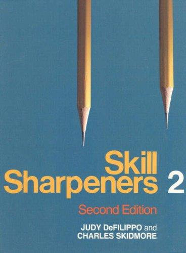 Skill Sharpeners 2, Second Edition (No 2): Charles Skidmore, Judy