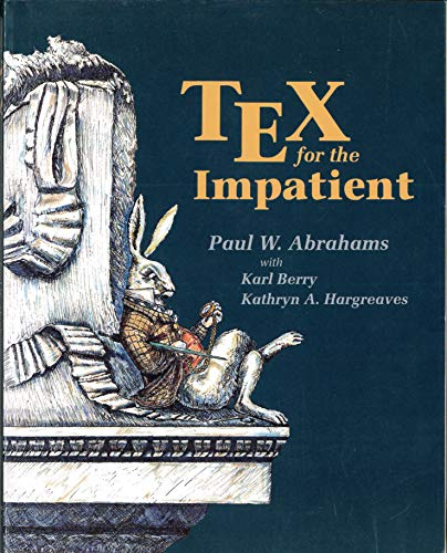 9780201513752: Tex for the Impatient