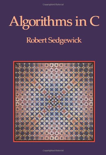 Algorithms in C (Computer Science Series): Sedgewick, Robert
