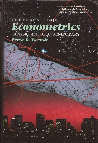 9780201514896: The Practice of Econometrics: Classic and Contemporary
