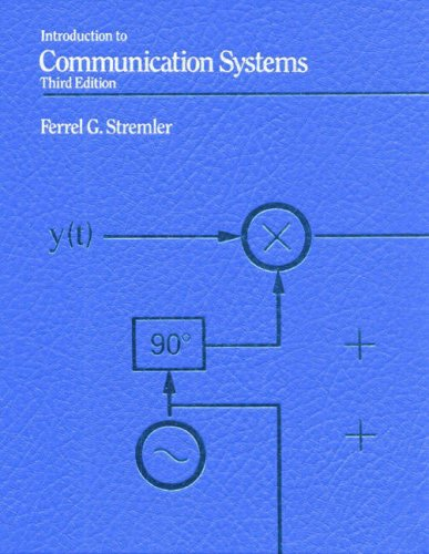 9780201516517: Introduction to Communication Systems