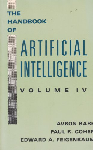 9780201517316: The Handbook of Artificial Intelligence, Volume IV