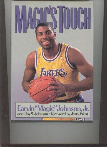 "Magic's Touch: Johnson, Earvin; ""Magic"""