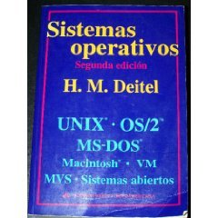 9780201518603: Sistemas operativos segunda edicion (Spanish Edition)