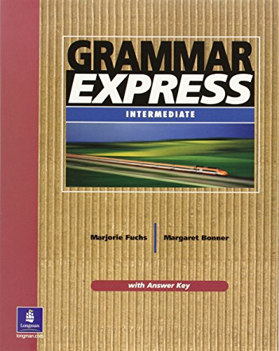9780201520736: Grammar Express, with Answer Key: For Self-Study and Classroom Use