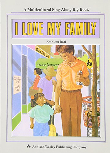 9780201522075: ADDISON-WESLEY LITTLE BOOK: I LOVE MY FAMILY �1991 (Little Books)
