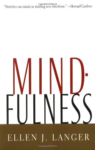 9780201523416: Mindfulness (A Merloyd Lawrence Book)