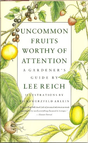 9780201523812: Uncommon Fruits Worthy Of Attention: A Gardener's Guide