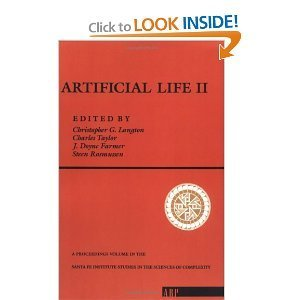 9780201525700: Artificial Life: Volume Ii (SANTA FE INSTITUTE STUDIES IN THE SCIENCES OF COMPLEXITY PROCEEDINGS)