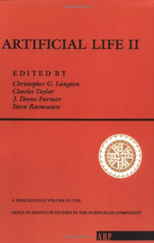 9780201525717: Artificial Life II (SANTA FE INSTITUTE STUDIES IN THE SCIENCES OF COMPLEXITY PROCEEDINGS)