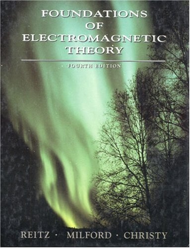 9780201526240: Foundations of Electromagnetic Theory