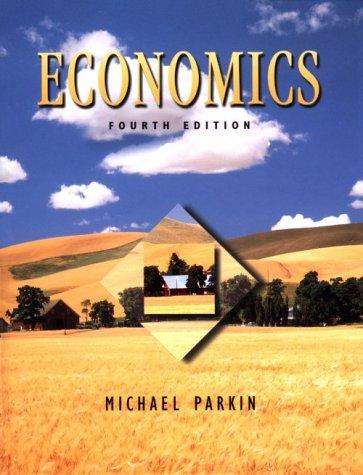9780201526684: Economics (The Addison-Wesley Series in Economics)