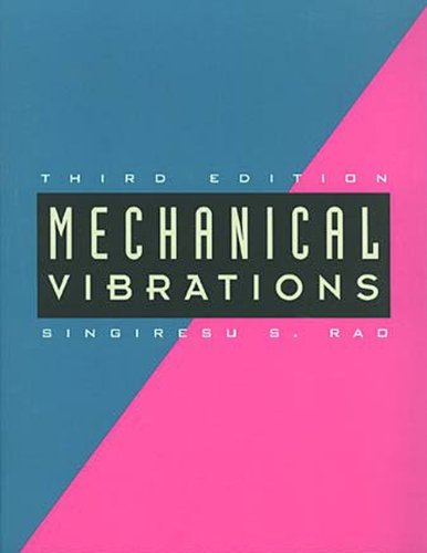 Mechanical Vibrations, 3rd Edition