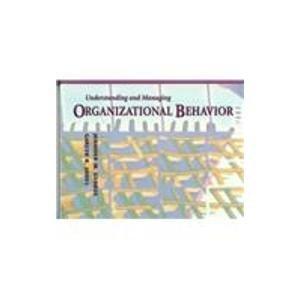9780201532104: Understanding and Managing Organizational Behavior