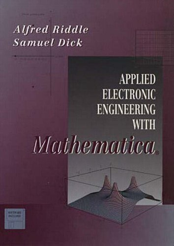 9780201534771: Applied Electronic Engineering With Mathematica