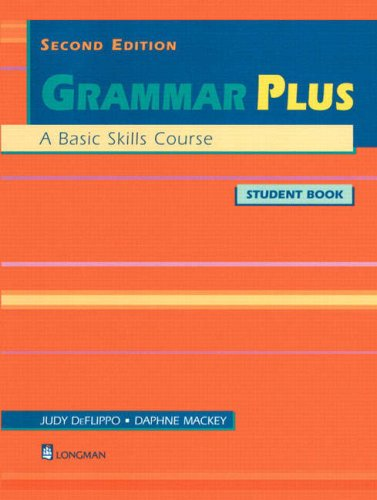 9780201534955: Grammar Plus: A Basic Skills Course, Student Book, Second Edition