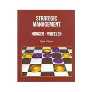 9780201537406: Strategic Management